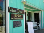 Local wine bar