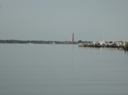 Lighthouse at Ponce Inlet