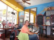 Breakfast in St. Augustine
